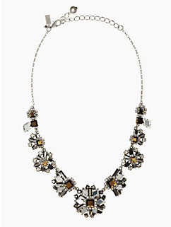 space age floral necklace by kate spade new york