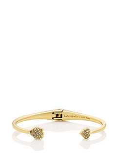 ever & ever heart and arrow cuff by kate spade new york