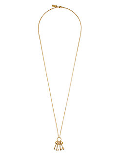 ever & ever key pendant by kate spade new york