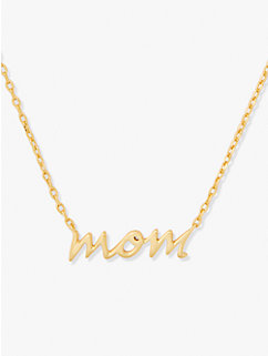 say yes mom necklace by kate spade new york