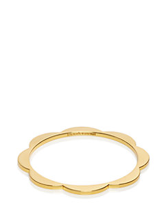 sweetheart scallops bangle by kate spade new york