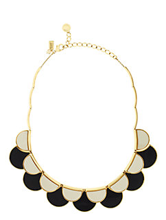 sweetheart scallops necklace by kate spade new york