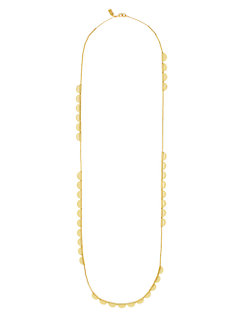 sweetheart scallops wrap necklace by kate spade new york