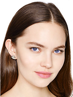crystal garden studs by kate spade new york