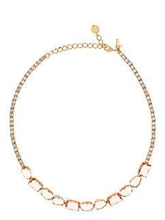 draped jewels necklace by kate spade new york