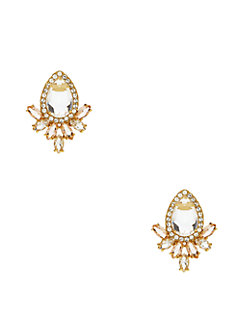 razzle dazzle cluster statement studs by kate spade new york