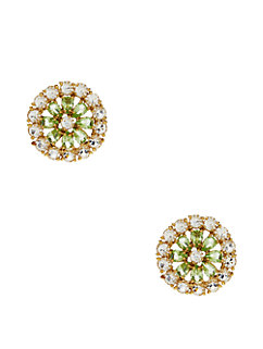 razzle dazzle statement studs by kate spade new york