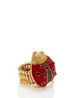 little ladybug ladybug ring by kate spade new york