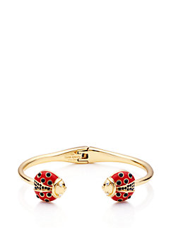 little ladybug thin cuff by kate spade new york
