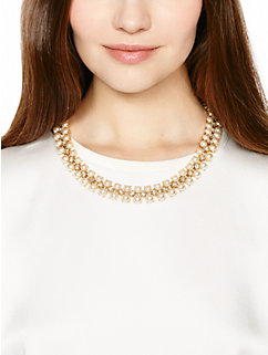 twinkling fete collar necklace by kate spade new york