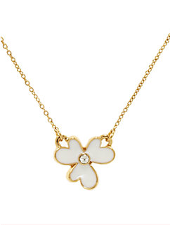 pansy blossoms mini pendant by kate spade new york
