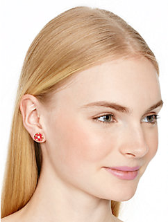 beach house bouquet mini studs by kate spade new york