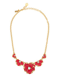 beach house bouquet pendant by kate spade new york