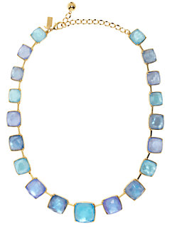 madison ave. collection swan dive collar necklace by kate spade new york