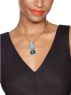 madison ave. collection swan dive pendant by kate spade new york