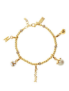 sailor's knot charm by kate spade new york