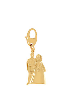 cake topper charm by kate spade new york