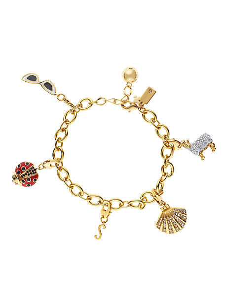 initial charm by kate spade new york