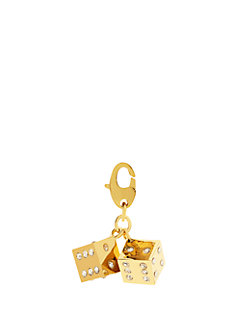 dice charm by kate spade new york