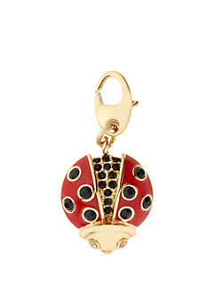 ladybug charm by kate spade new york