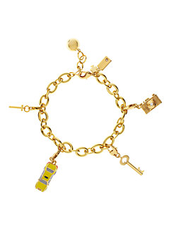 lemon charm by kate spade new york