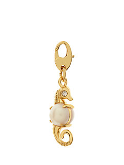 seahorse charm by kate spade new york