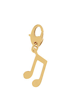 music note charm by kate spade new york