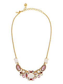 garden bed gems small necklace by kate spade new york