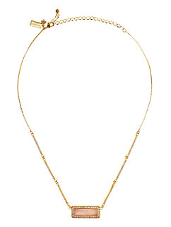 madison ave. catch a spark mini pendant by kate spade new york