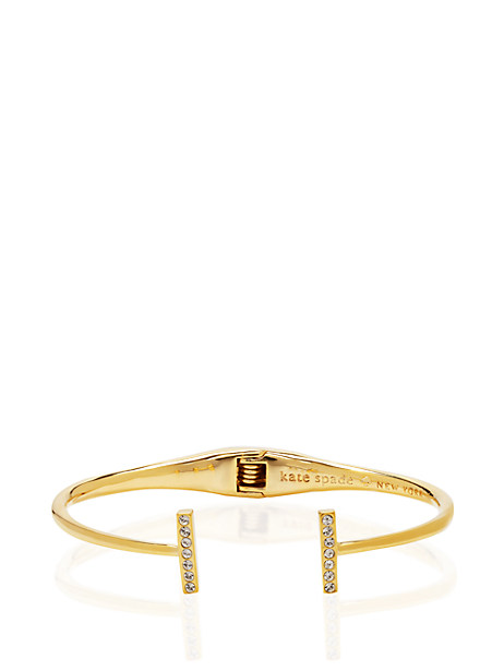 dainty sparklers bar cuff by kate spade new york