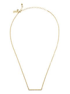 dainty sparklers bar pendant by kate spade new york