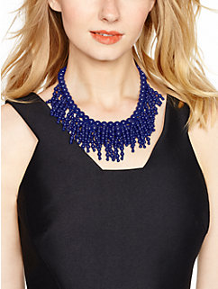 fringe appeal necklace by kate spade new york