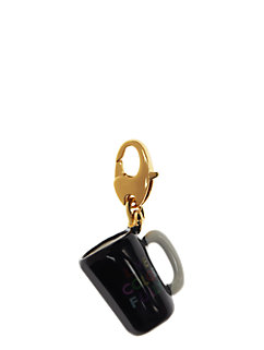 coffee mug charm by kate spade new york