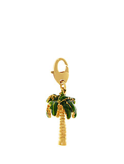 palm tree charm by kate spade new york