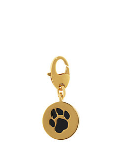 paw print charm by kate spade new york