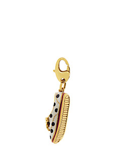 sneaker charm by kate spade new york