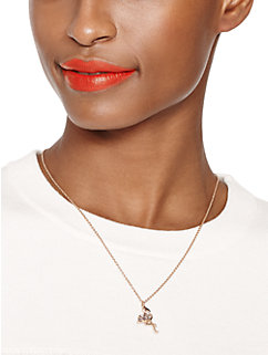 bird's the word mini pendant by kate spade new york