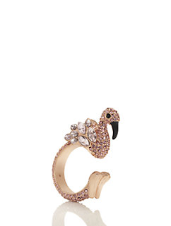 bird's the word ring by kate spade new york