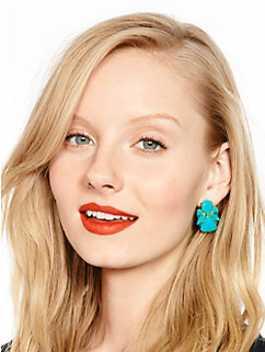 color pop statement studs by kate spade new york