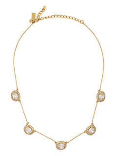 sweet sparkle necklace by kate spade new york