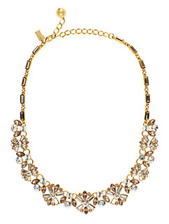 cocktails & conversation small necklace by kate spade new york