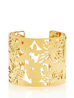 all a flutter cuff by kate spade new york