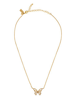 all a flutter pave mini pendant by kate spade new york