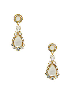 butter up statement earrings by kate spade new york