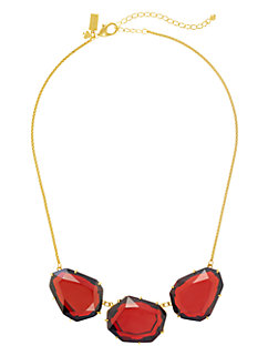 madison ave. collection pull out all the stops necklace by kate spade new york