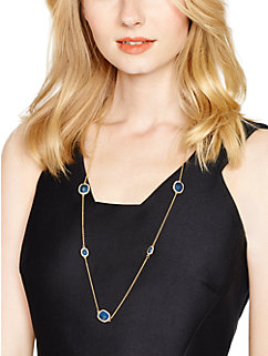 park & lex scatter necklace by kate spade new york