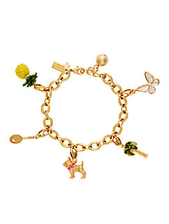 pineapple charm by kate spade new york