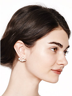 dainty sparklers ear jacket by kate spade new york