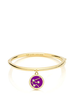 in the stars aquarius bangle by kate spade new york
