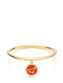 in the stars capricorn bangle by kate spade new york